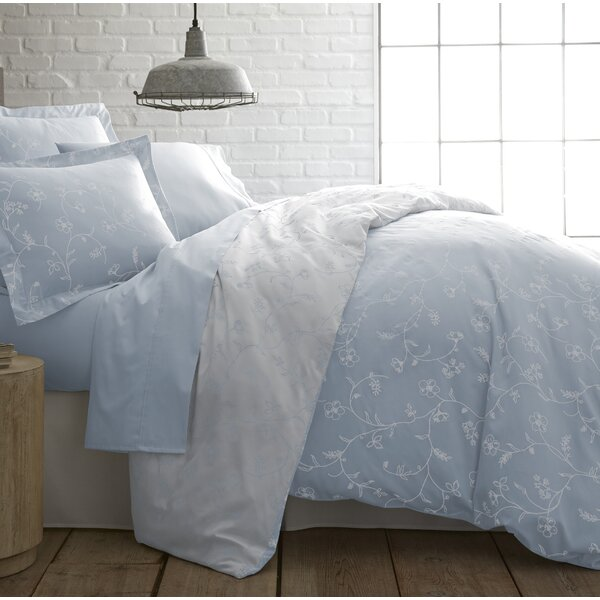 Lockport Cotton Duvet Set by Charlton Home
