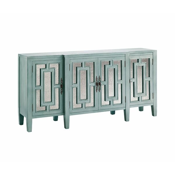 Apollinaire 59-inch Console Table by Bloomsbury Market Bloomsbury Market