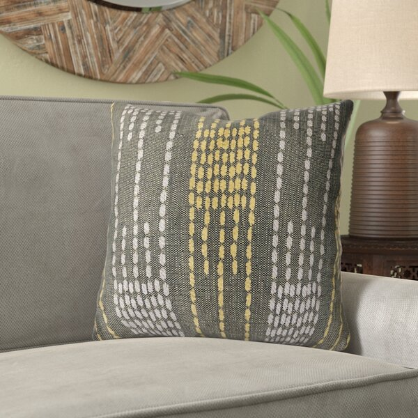 Algomera Luxury Pillow by Bloomsbury Market