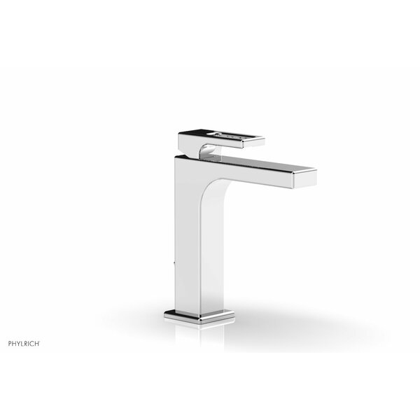 Mix Single Hole Bathroom Faucet by Phylrich Phylrich