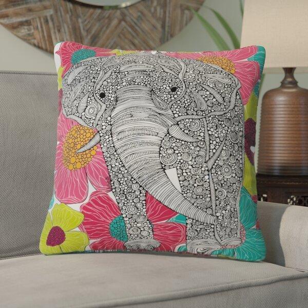Deepak Throw Pillow by Bungalow Rose