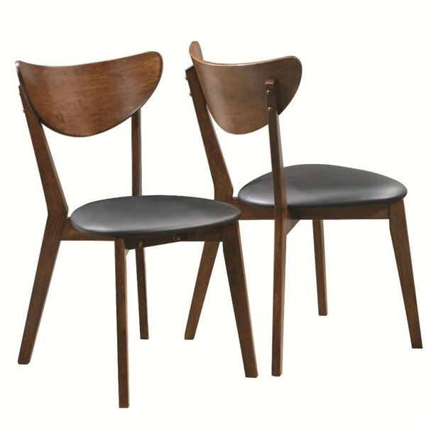 Oscar Quaint Dining Chair (Set of 2) by George Oliver