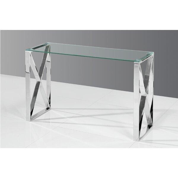 Adan Console Table by Orren Ellis