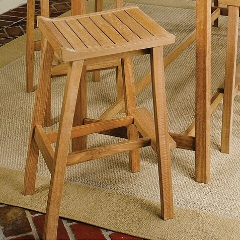 Dartmoor 31.5 Patio Bar Stool by Oxford Garden