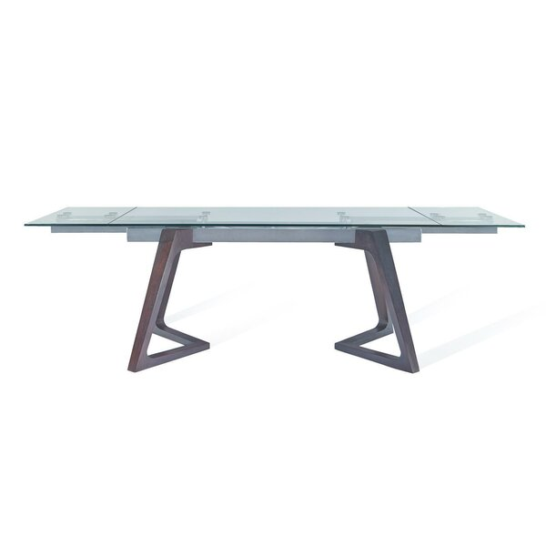 Surface Extendable Dining Table by Ivy Bronx