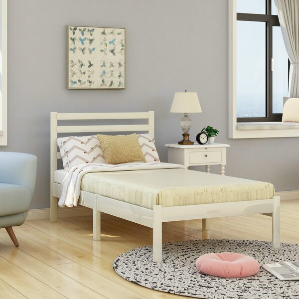 Asanta Twin Platform Bed by Latitude Run