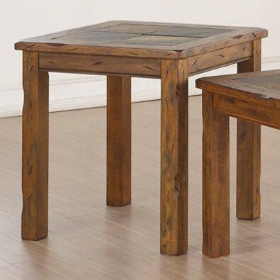 Franktown End Table by Loon Peak