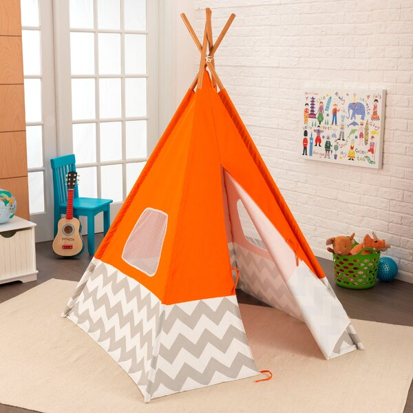 Chevron Pop-Up Play Teepee by Birch Lane Kids™