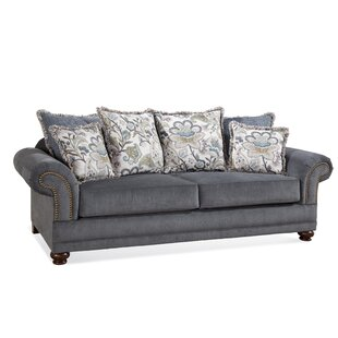 Serta Upholstery Sofa With Pillows