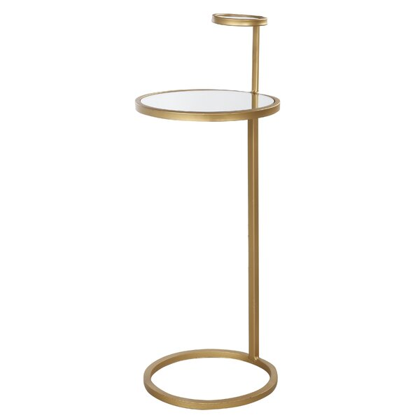 Shirley End Table by A&B Home