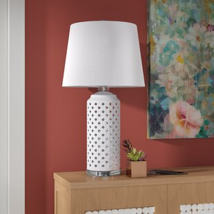 Best Price Chayne 29 Table Lamp By Bungalow Rose