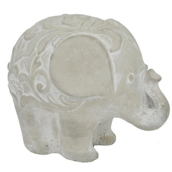 Schall Elephant Figurine by World Menagerie