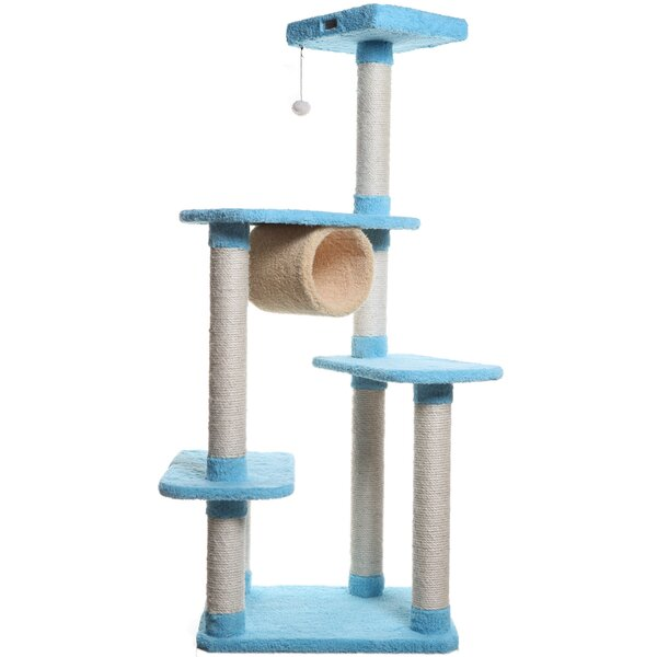 61 Premium Ultra Thick Cat Tree by Armarkat