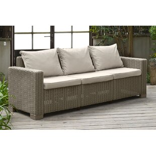 Delightful Stallcup Modern Sofa With Cushions