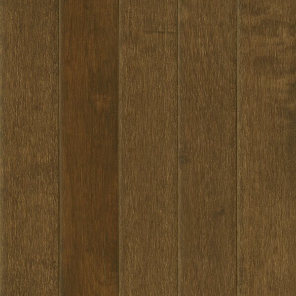 Prime Harvest 5 Solid Maple Hardwood Flooring in Americano by Armstrong Flooring