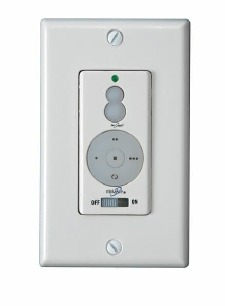 Deluxe Remote Wallmount By Minka Aire.