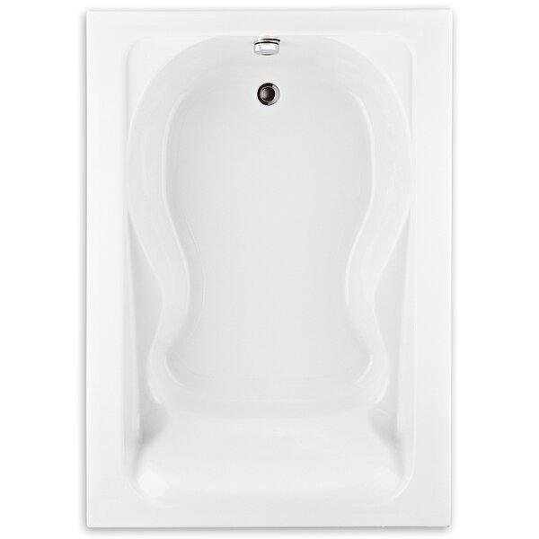 Cadet 60 x 42 Soaking Bathtub by American Standard