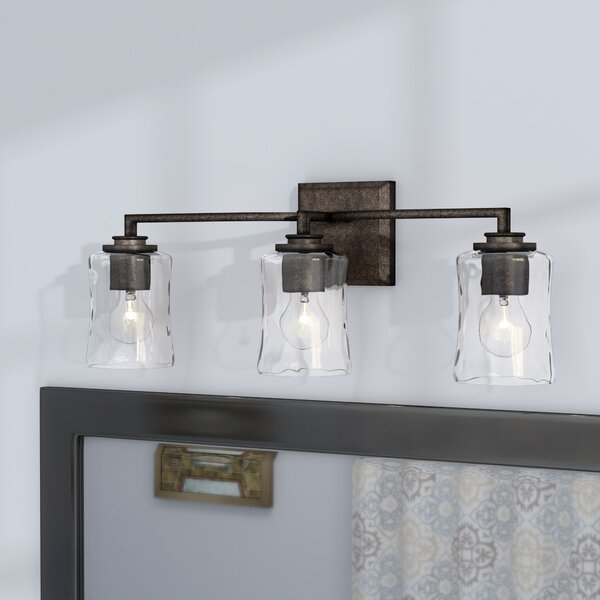 Berns 3-Light Vanity Light by Three Posts