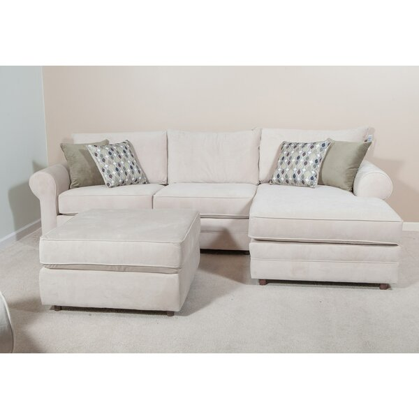 Jamestown Sectional by Darby Home Co