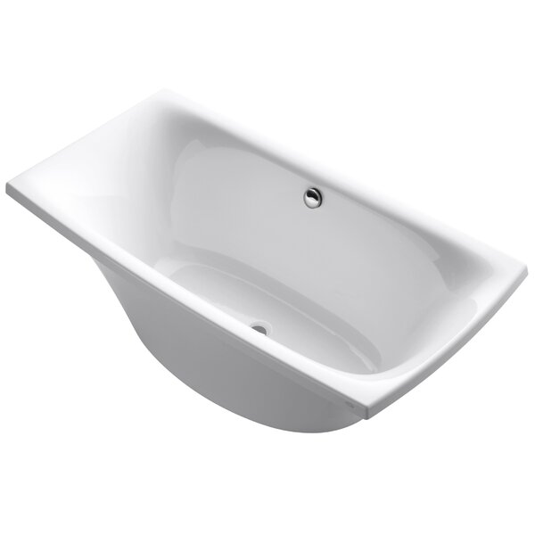 Escale 72 x 36 Soaking Bathtub by Kohler