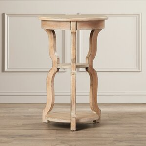 Edgard End Table by Bungalow Rose