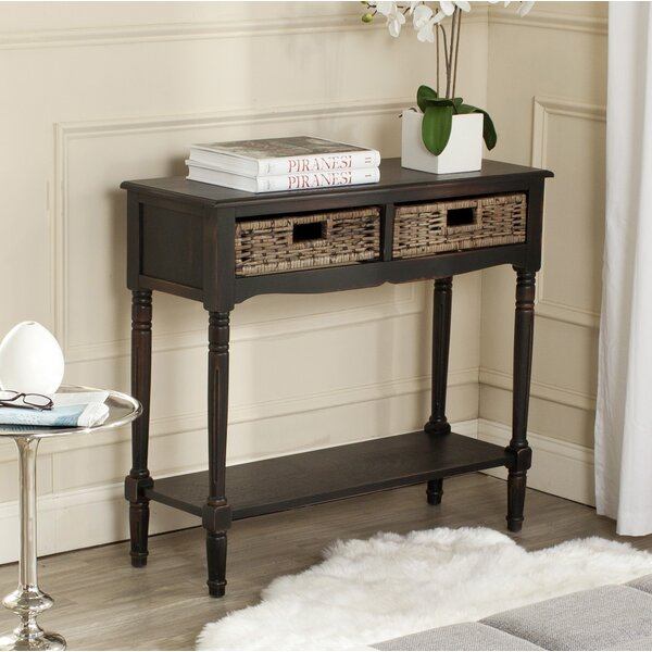 Pegg Console Table by August Grove