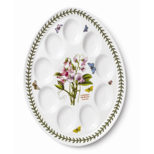 Botanic Garden Deviled Egg Dish by Portmeirion