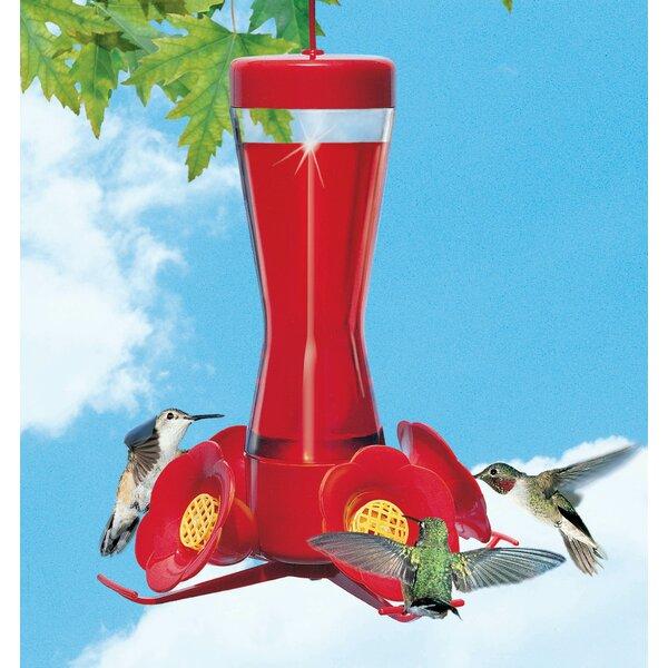 Four Fountain Hummingbird Feeder (Set of 6) by Perky Pet