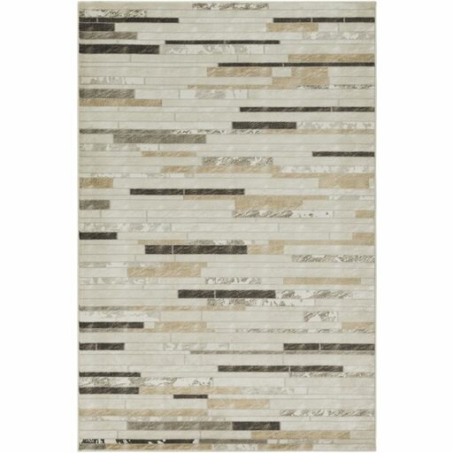 Staci Beige/Tan Area Rug by Williston Forge