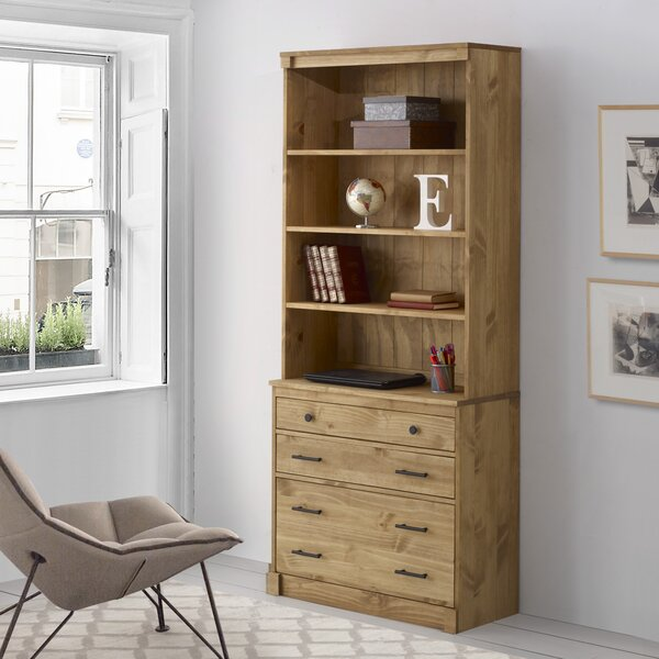 Knott Standard Bookcases By Union Rustic