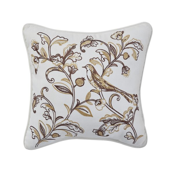Kassandra Throw Pillow by Croscill Home Fashions