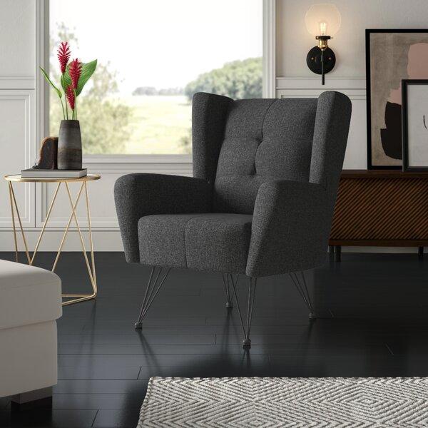 Marrufo Armchair by Mercury Row