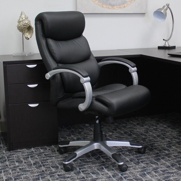 Caressoft Plus Executive Chair by Boss Office Products