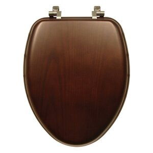 solid wood slow close toilet seat.  Toilet Seats You ll Love Wayfair