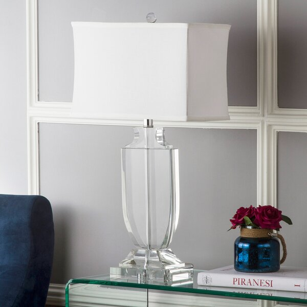 Deirdre Urn 28 Table Lamp by Safavieh