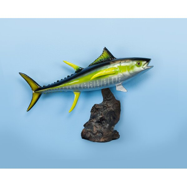 Pantano Fin Tuna Figurine by Loon Peak