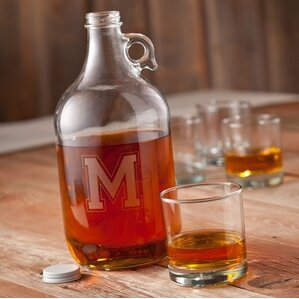 2-Piece Growler Set by JDS Personalized Gifts