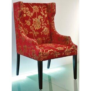 Savings Gessner Wingback Chair ByAstoria Grand