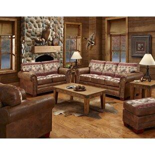 Deer Valley 4 Piece Living Room Set American Furniture Classics ...