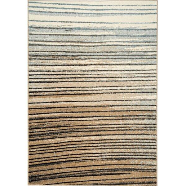 Baumgart Gradient Stripes Rug by Brayden Studio