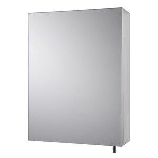 Best Reviews Gulam 11.8 x 15.75 Surface Mount Framed Medicine Cabinet ByOrren Ellis