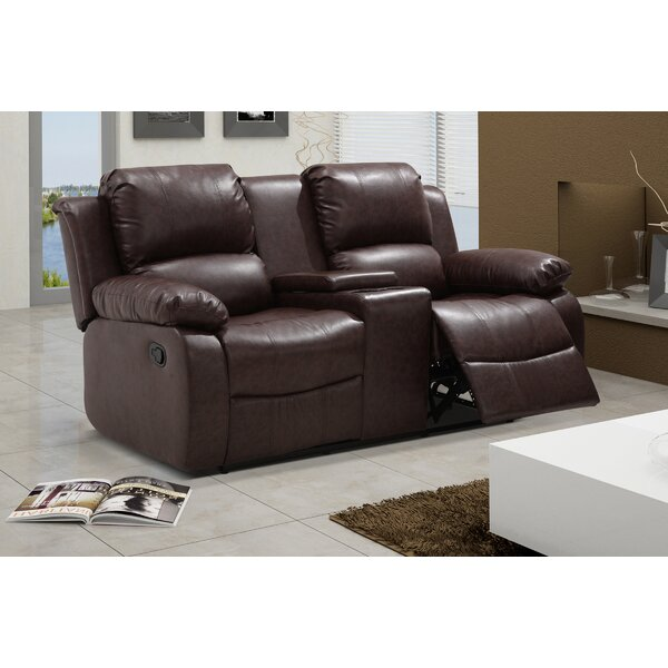 Order Online Soler Reclining Loveseat by Red Barrel Studio by Red Barrel Studio