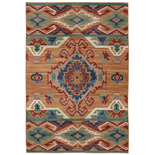 Destinations Roswell Marigold Area Rug by Mohawk Home