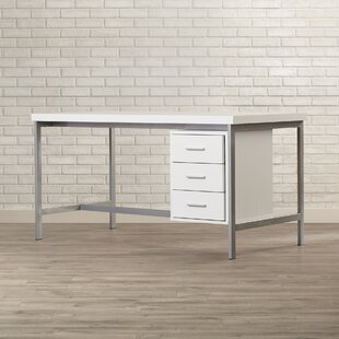Higley Credenza Desk by Trent Austin Design Cool