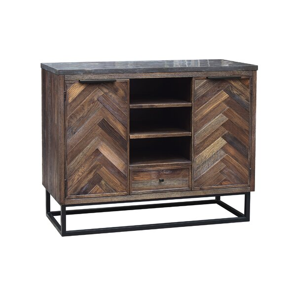 Amilla 2 Door Accent Cabinet By Bloomsbury Market
