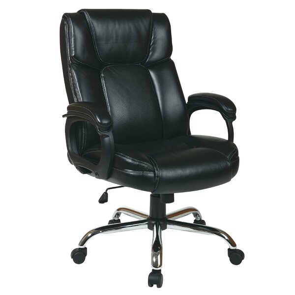 Groovy Executive Chair By Office Star Products Home Interior And Landscaping Oversignezvosmurscom