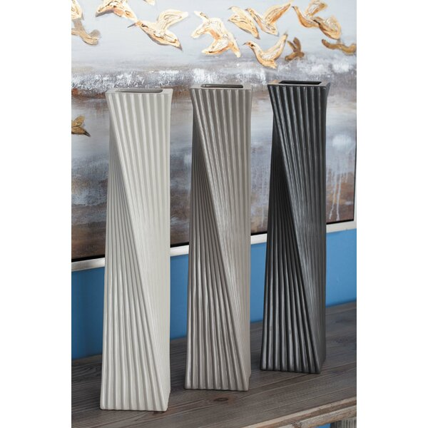 Floor Vase (Set of 3) by Cole & Grey