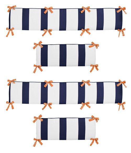 Arrow Crib Bumper by Sweet Jojo Designs