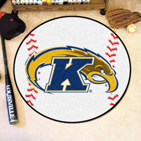 NCAA Kent State University Baseball Mat by FANMATS