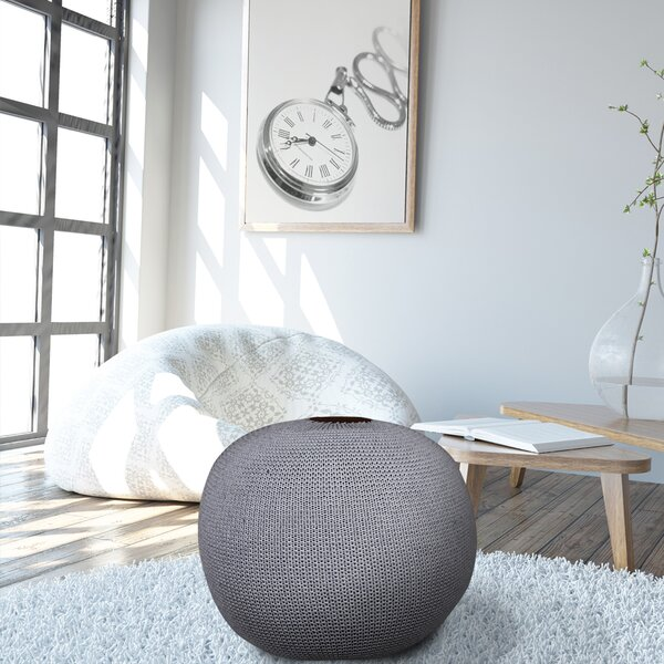 Uman Pouf By World Menagerie